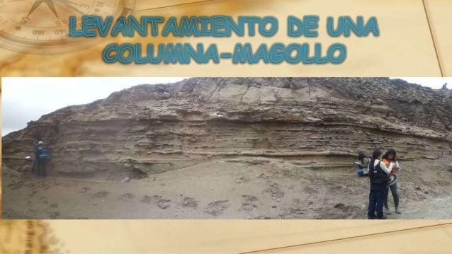 algo de sedimentologia en tacna Slide 2