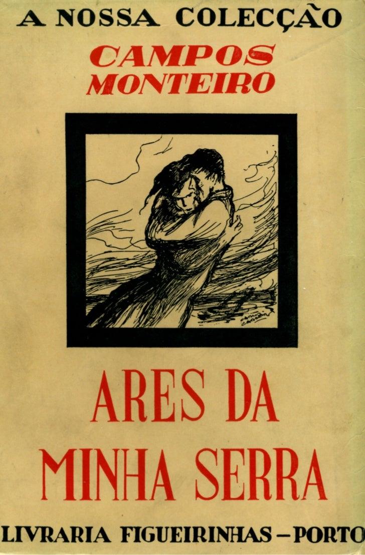 Um aviso do Céu                               Ao Sr. Prof. Dr. Álvaro                               de MatosTinha eu oito ...