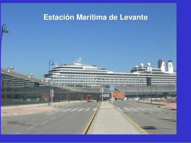 Estación Marítima de Levante
