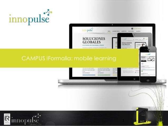 CAMPUS iFormalia: mobile learning 1