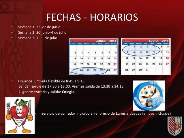 Campus de Verano 2014 Loiola Indautxu Fútbol Slide 3