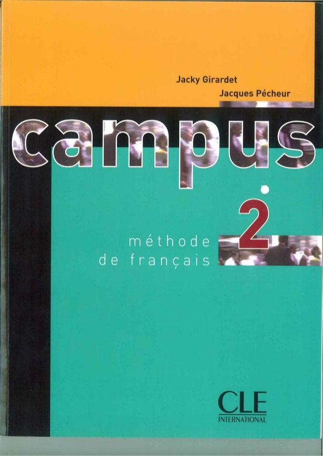 Campus 2  methode de francais
