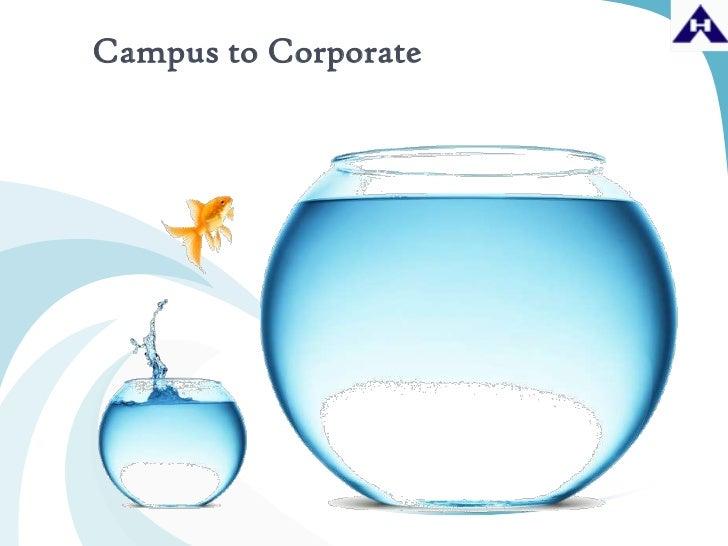 Campus to Corporate
