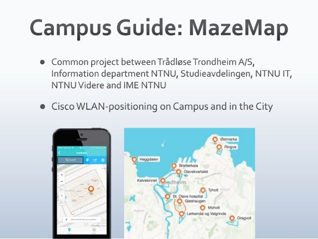 Visualizing a City Within a City — Mapping Mobility Within a University Campus Slide 3