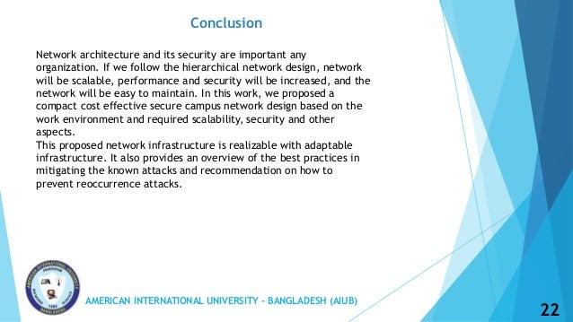 Campus Area Network