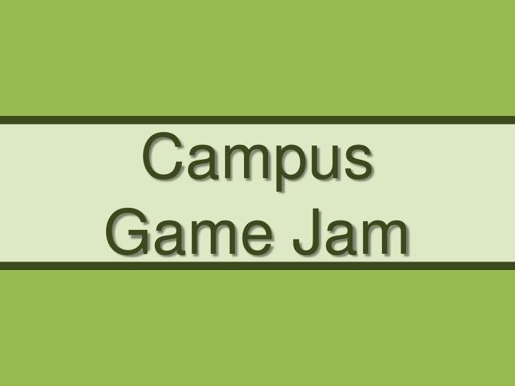 CampusGame Jam