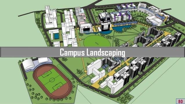 Campus Landscaping 80