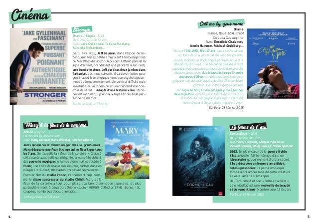 54 Cinema Stronger Drame / Biopic - USA De David Gordon Green Avec Jake Gyllenhaal, Tatiana Maslany, Miranda Richardson… L...