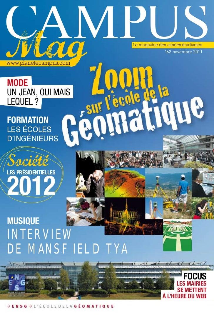 Le magazine des années étudiantes                                       163 novembre 2011www.planetecampus.comModeUn jean,...