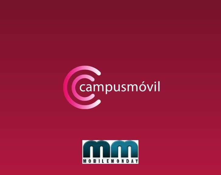 campusmóvilMobile Monday Barcelona