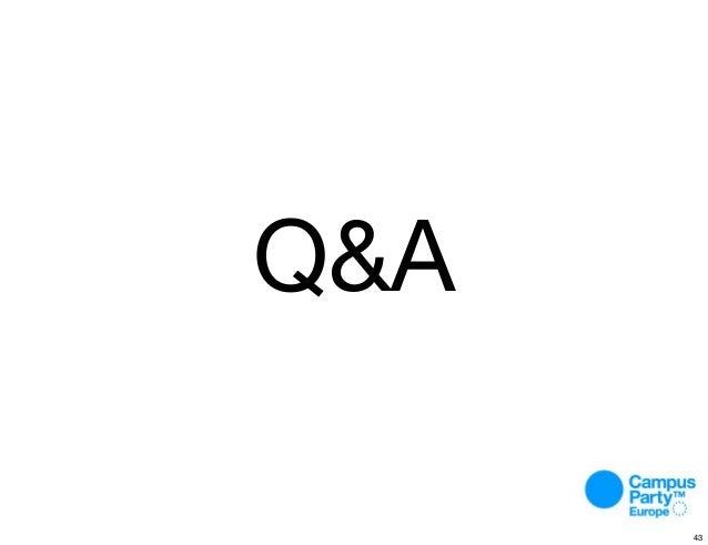 Q&A 43