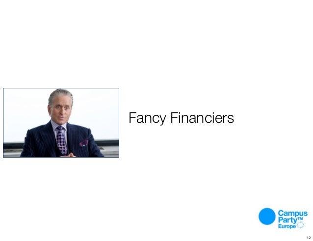 Fancy Financiers 12