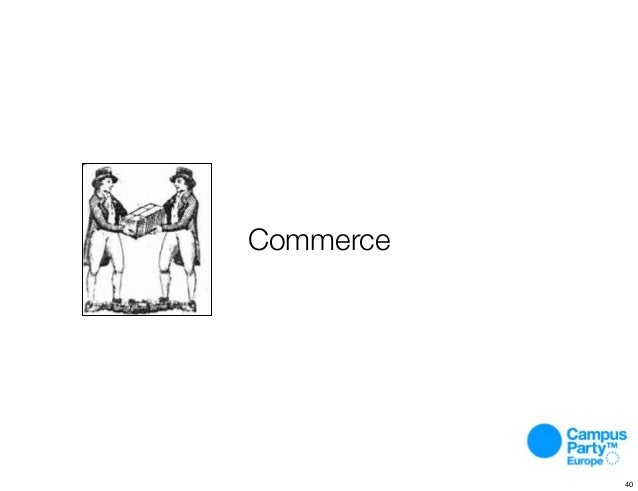 Commerce 40