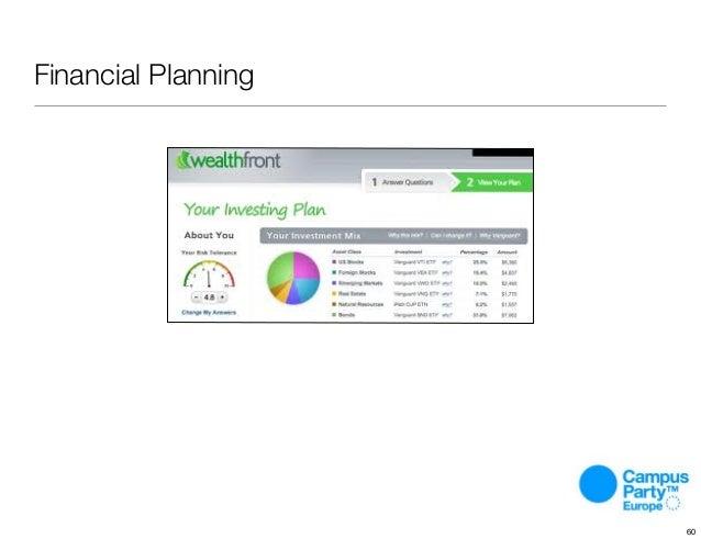 Financial Planning 60