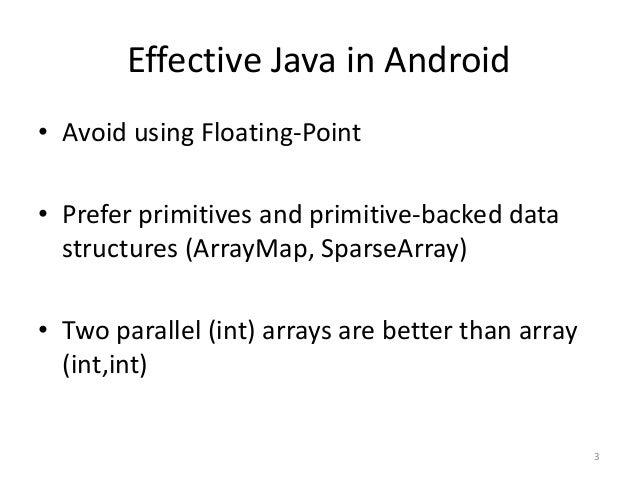 "Сергей Жук ""Android Performance Tips & Tricks"" Slide 3"