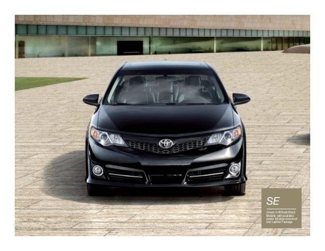 2014 Toyota Camry In Baltimore Maryland