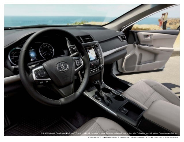 camry se interior cars toyota cargurus overview pic