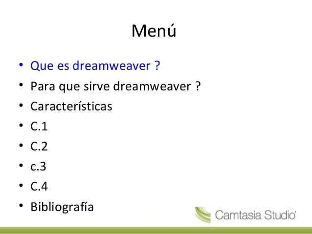 Camtasia getting started guide.ppt (victor) Slide 2