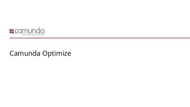 Camunda Optimize