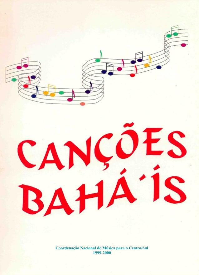CAMÇOtS Coordenação Nacional de Música para o Centro/Sul 1999-2000
