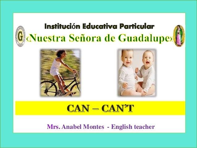 Álbum de fotografías por Anabel Future probability Mrs. Anabel Montes - English teacher