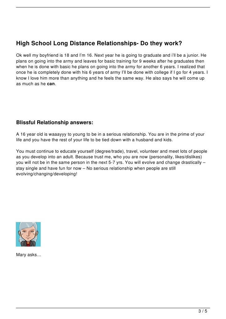 can long distance relationship work essay How to make long distance relationships work  march 26,  i think it's ok to be i a long distance relationship even if you can't meet often,  national essay.