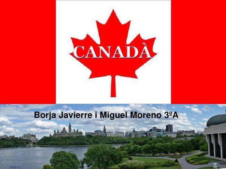 Borja Javierre i Miguel Moreno 3ºA