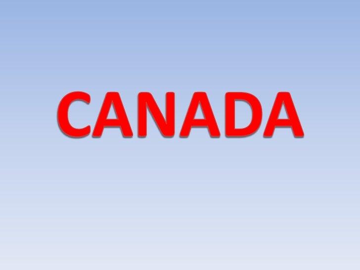 CANADA<br />