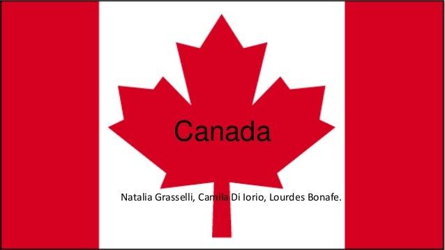 Canada Natalia Grasselli, Camila Di Iorio, Lourdes Bonafe.