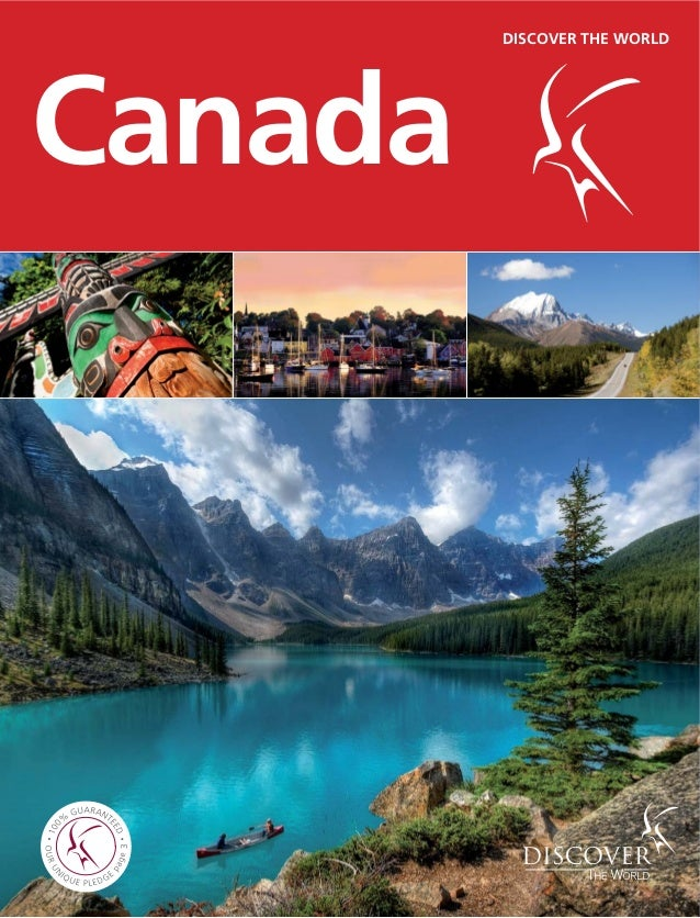 Canada DISCOVER THE WORLD 3