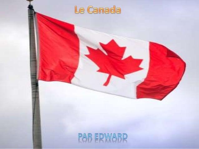 10 Provinces et 3 territoires • Le Canada a 10 provinces et 3 territoires.
