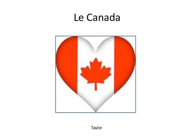 Le Canada  Taylor