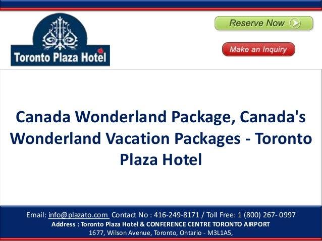 Luxury hotels toronto deals