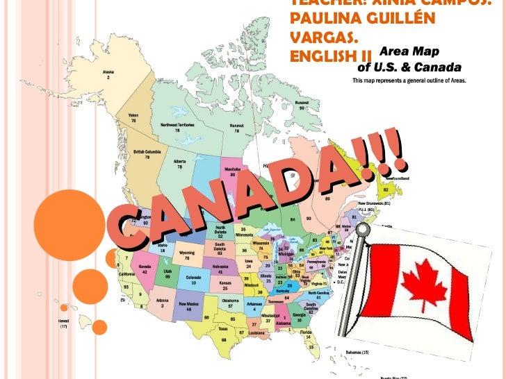 TEACHER: XINIA CAMPOS. PAULINA GUILLÉN VARGAS. ENGLISH II CANADA!!!