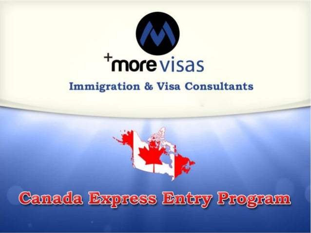 1 of 13 Canada Express Entry Program