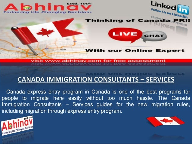 Canada express entry program in Canada is one of the best programs for people to migrate here easily without too much hass...