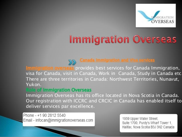 Canada immigration and Visa services Immigration overseas provides best services for Canada Immigration, visa for Canada, ...