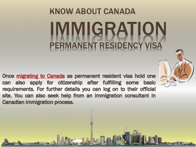 how to become a canadian citizen after permanent resident