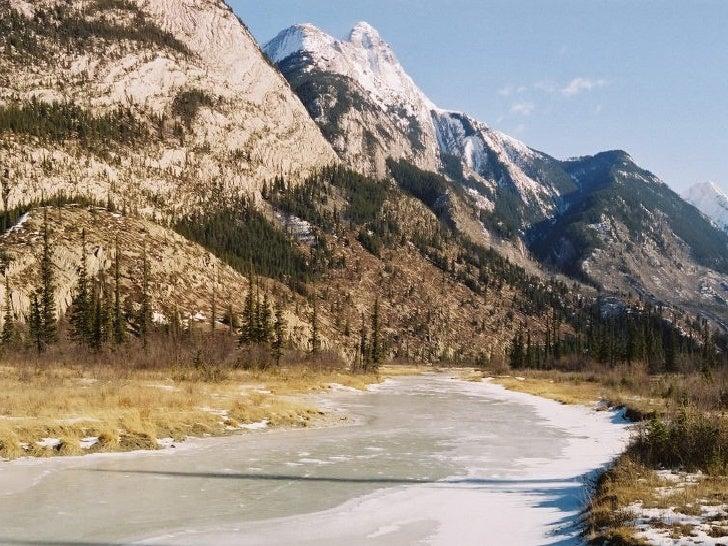 Canada Jasper Park Slide 10