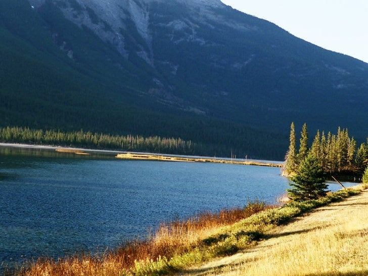 Canada Jasper Park Slide 11