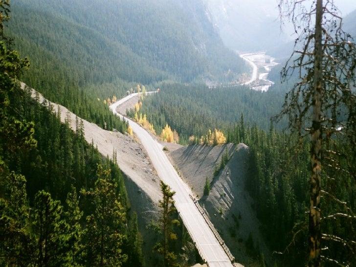 Canada Jasper Park Slide 12