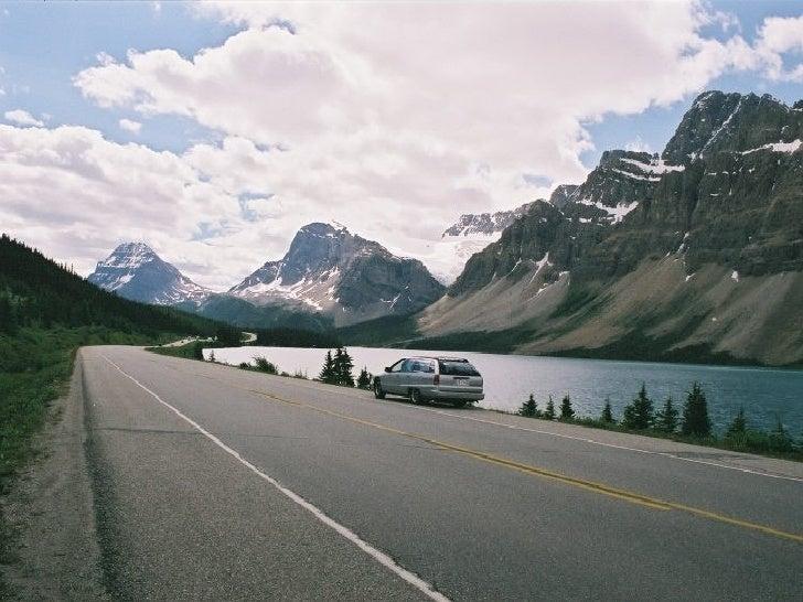 Canada Jasper Park Slide 13
