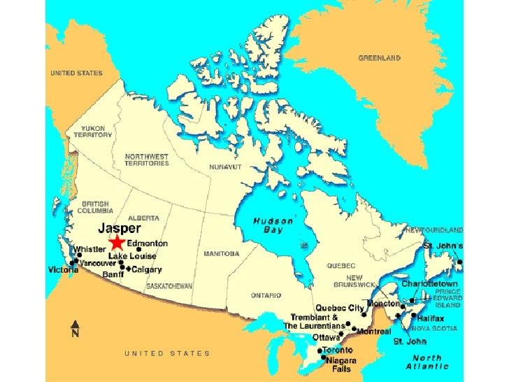 Canada Jasper Park Slide 2