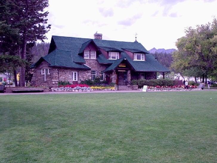 Canada Jasper Park Slide 27