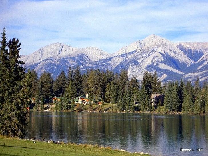 Canada Jasper Park Slide 9