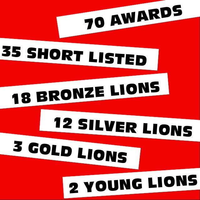 Canada wins at Cannes Lions 2013 Slide 2