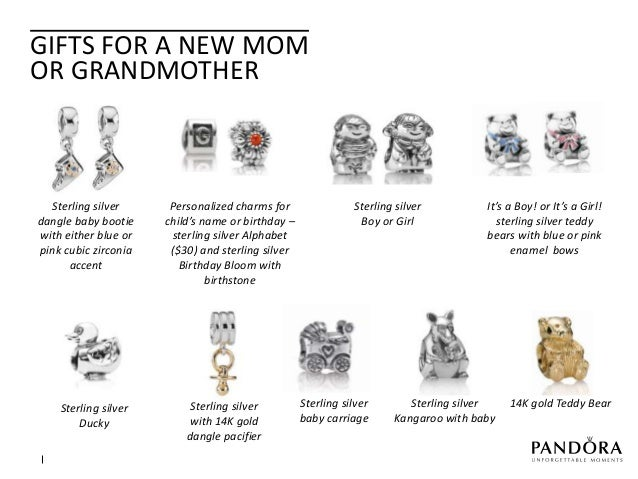 Pandora Mother S Day Gift Guide 2013 Canada