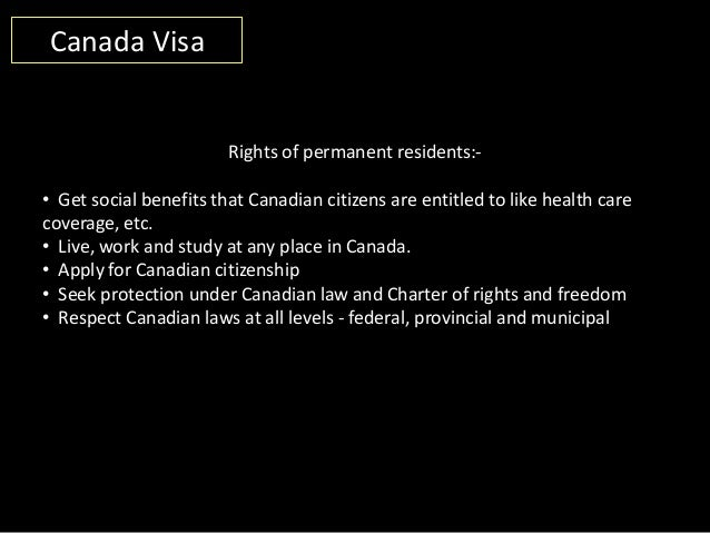 Visa Requirements For Canadian Refugee Travel Document
