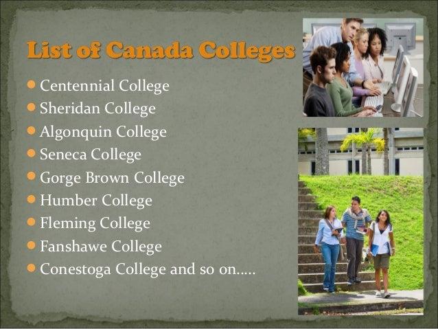 Canada presentation