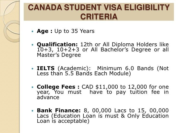 How to Apply for Canada Student Visa - Immigration World